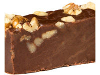 Steel's Fudge Delight - Chocolate Walnut