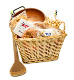 Gift Baskets | Boardwalk Brittles