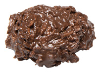 Clusters | Dark Chocolate Coconut Clusters